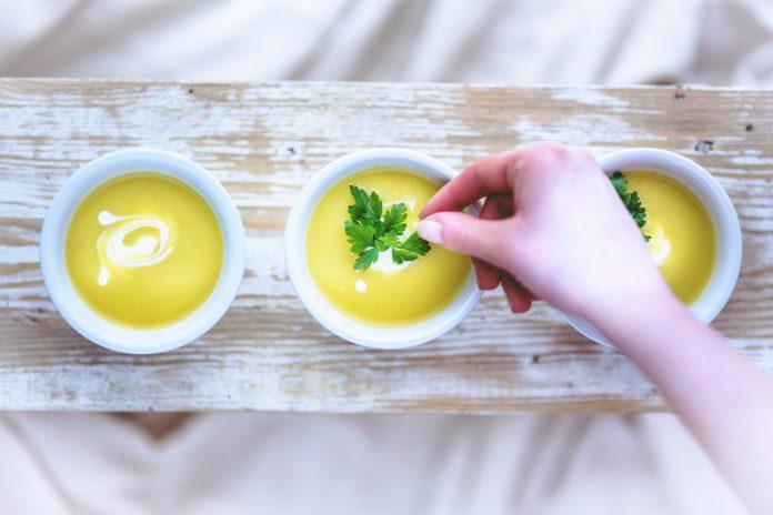 Špinatų sriuba